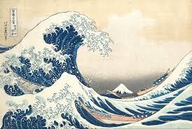Hokusai Katsushika(葛飾北斎)
